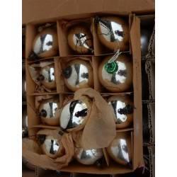9 kerstballen