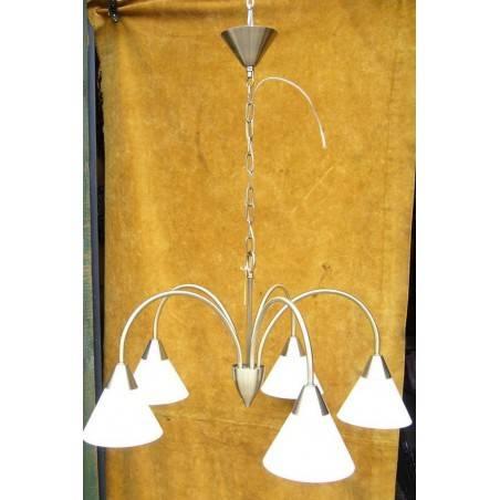 5 armige hanglamp L2549