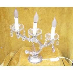 kroonluchter tafellamp