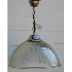 zwaar glazen lamp