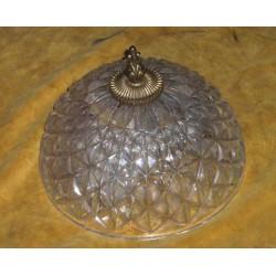 kristallen plafondlamp