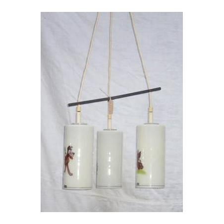 plafondlamp, wandlamp
