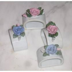 Franse bloemen lamp