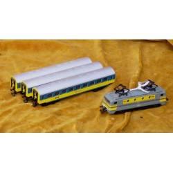 SNCF wagons ,trein