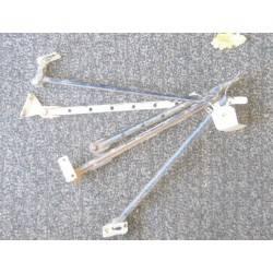 Bureaulamp met flexibele stang