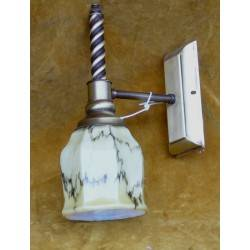 opaline wandlamp