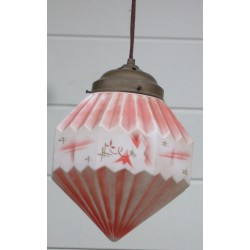 art deco lampion lamp L1530