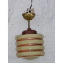 art deco plafondlamp L1214