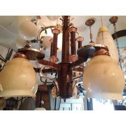 Art deco hanglamp  L2300