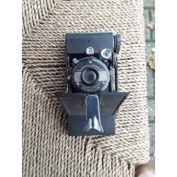 Engelse vintage camera Pinquin