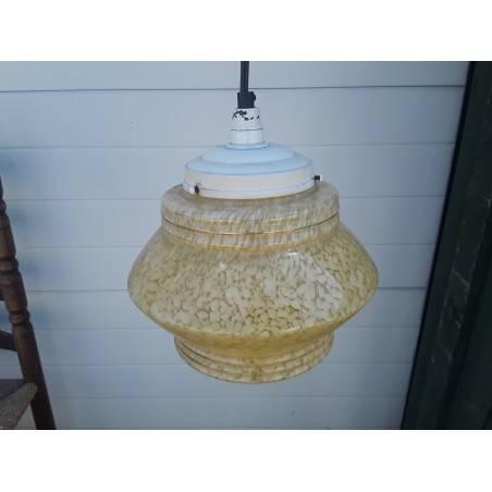 Bloemen hanglamp