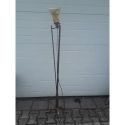 Engelse vintage vloerlamp...