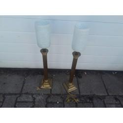 Set tafellampen LK40