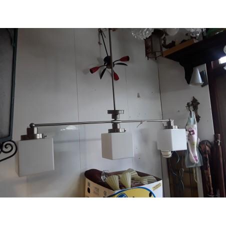Gispen hanglamp drie kappen L4184
