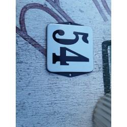 Huisnummer 54 BM246