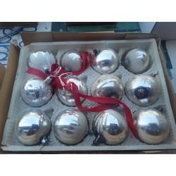 Doos kerstballen C454q