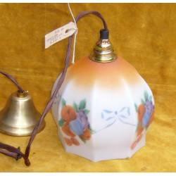 Engels antieke hanglamp L1659
