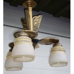 art deco hanglamp L307