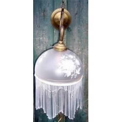 wandlamp met pegels L2893