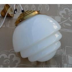 set opaline hanglampen