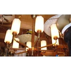 Deense vintage hanglamp L883